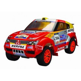 Mistubishi Pajero er-1 off road car